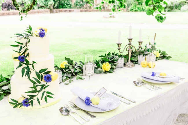 Light, bright wedding styling ideas from Layer Marney Essex with Ayshea Goldberg Photography (3)