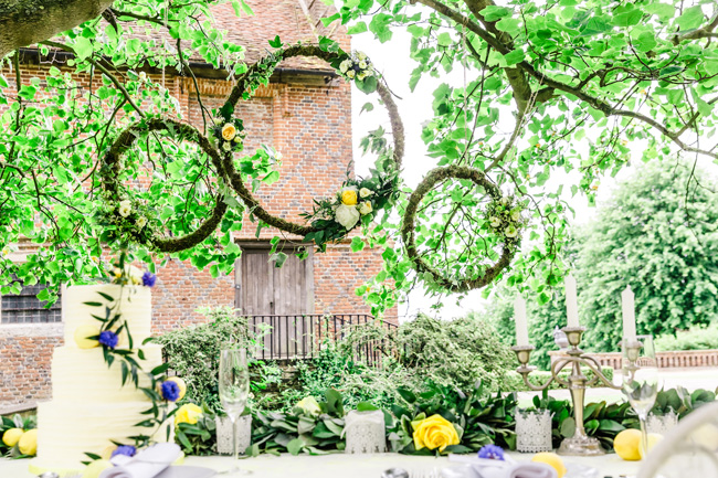 Light, bright wedding styling ideas from Layer Marney Essex with Ayshea Goldberg Photography (8)