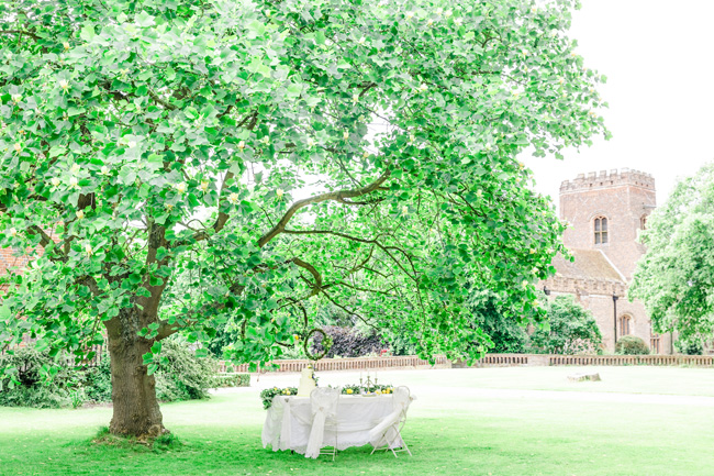 Light, bright wedding styling ideas from Layer Marney Essex with Ayshea Goldberg Photography (9)