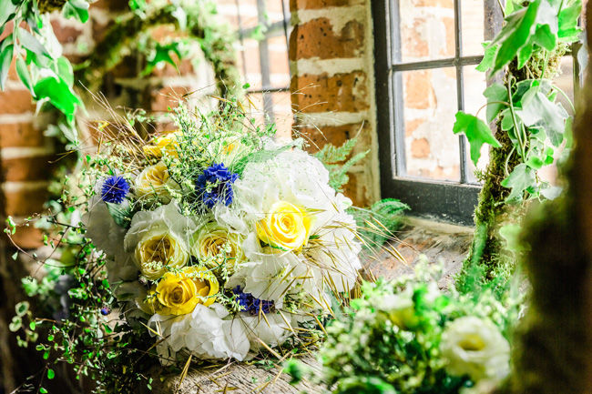 Light, bright wedding styling ideas from Layer Marney Essex with Ayshea Goldberg Photography (10)