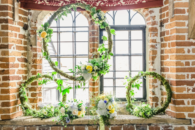 Light, bright wedding styling ideas from Layer Marney Essex with Ayshea Goldberg Photography (11)