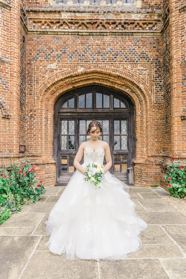Light, bright wedding styling ideas from Layer Marney Essex with Ayshea Goldberg Photography (13)
