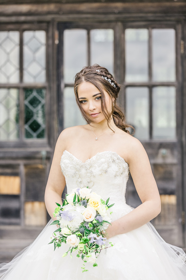 Light, bright wedding styling ideas from Layer Marney Essex with Ayshea Goldberg Photography (14)