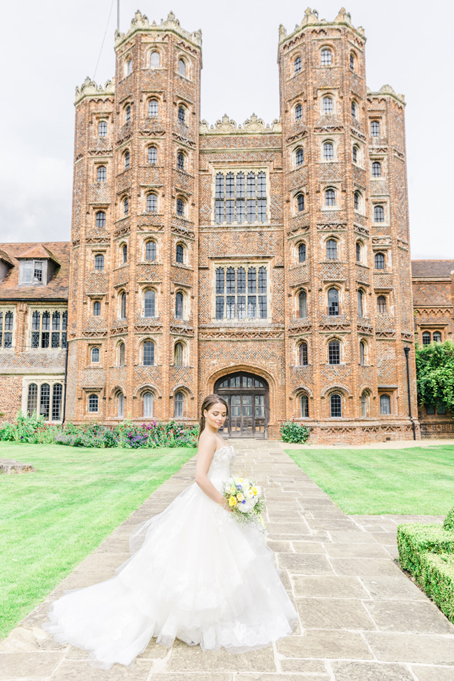 Light, bright wedding styling ideas from Layer Marney Essex with Ayshea Goldberg Photography (17)