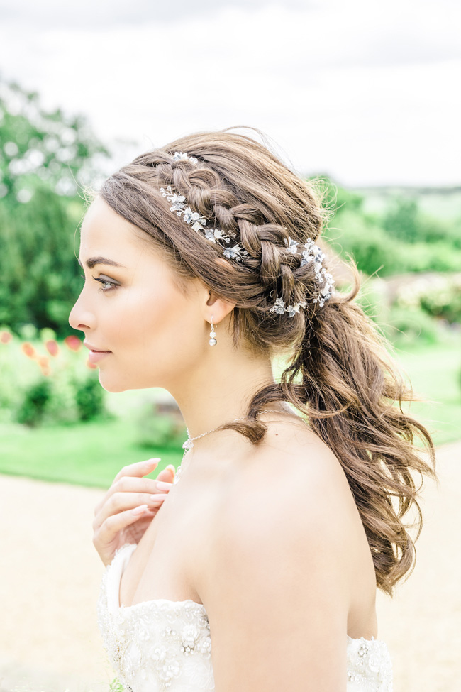 Light, bright wedding styling ideas from Layer Marney Essex with Ayshea Goldberg Photography (20)
