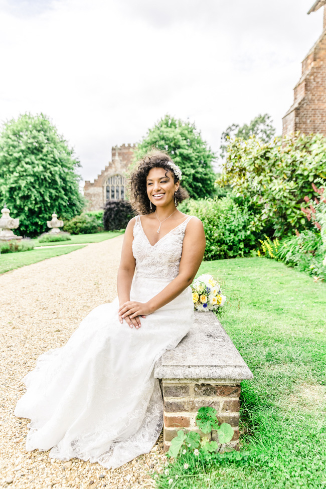 Light, bright wedding styling ideas from Layer Marney Essex with Ayshea Goldberg Photography (26)