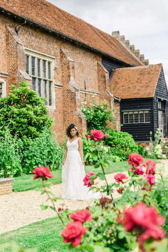 Light, bright wedding styling ideas from Layer Marney Essex with Ayshea Goldberg Photography (31)