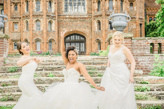 Light, bright wedding styling ideas from Layer Marney Essex with Ayshea Goldberg Photography (40)