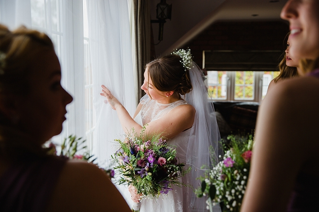 A romantic English wedding by the canal with images by Helen King Photography (12)