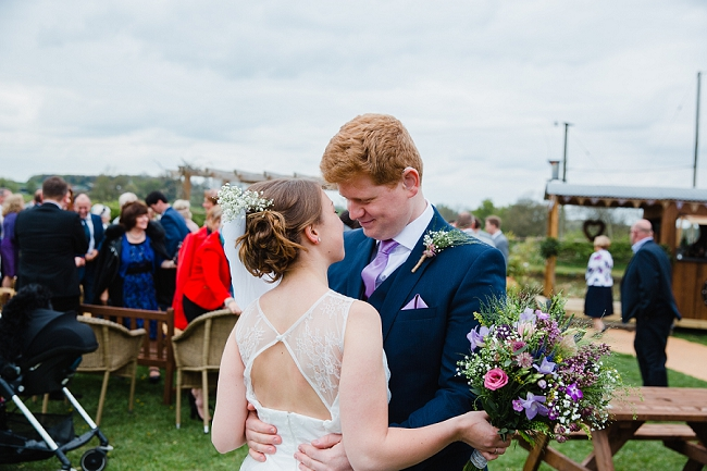 A romantic English wedding by the canal with images by Helen King Photography (16)