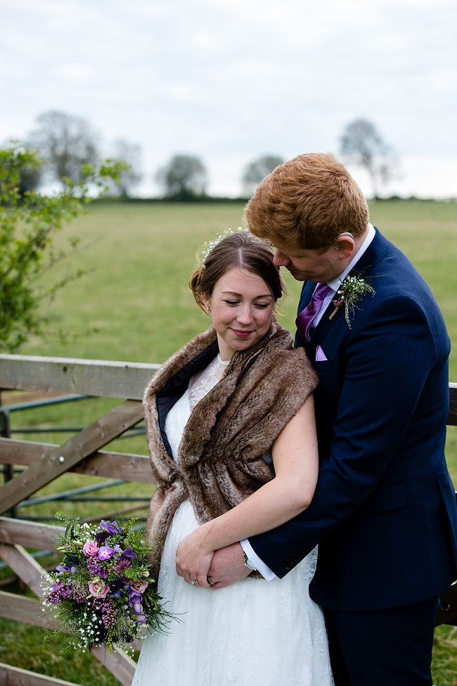 A romantic English wedding by the canal with images by Helen King Photography (26)