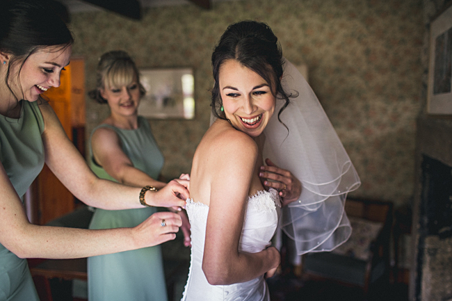 Village hall wedding styling ideas from Northumberland with Andy Hudson Photography (4)