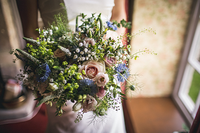 Village hall wedding styling ideas from Northumberland with Andy Hudson Photography (5)