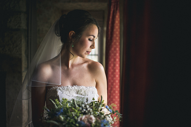 Village hall wedding styling ideas from Northumberland with Andy Hudson Photography (6)