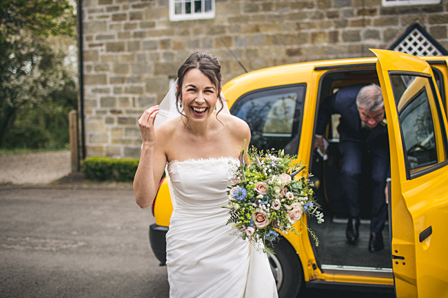 Village hall wedding styling ideas from Northumberland with Andy Hudson Photography (7)