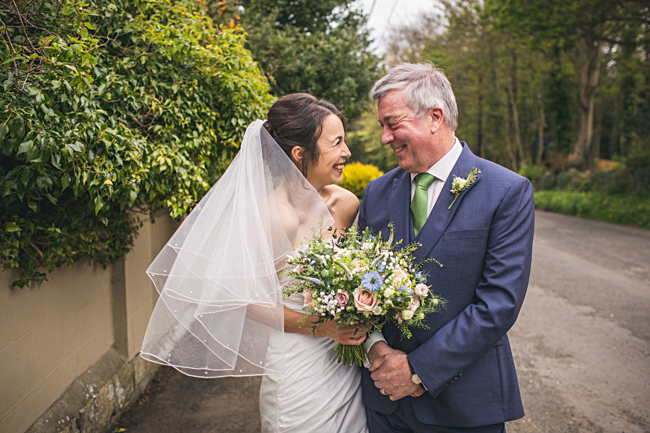 Village hall wedding styling ideas from Northumberland with Andy Hudson Photography (8)