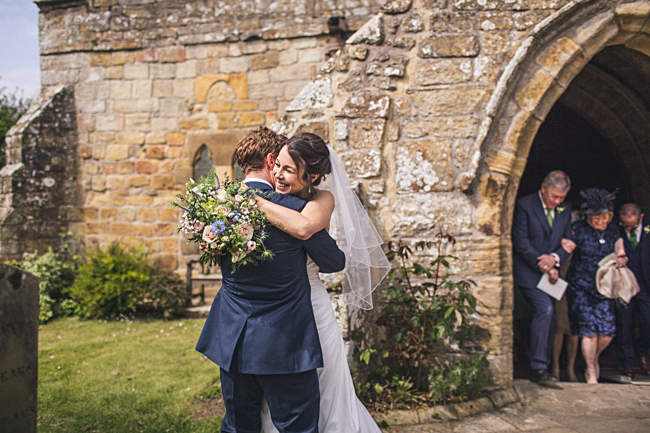 Village hall wedding styling ideas from Northumberland with Andy Hudson Photography (10)