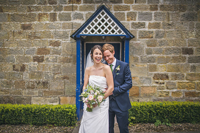 Village hall wedding styling ideas from Northumberland with Andy Hudson Photography (13)