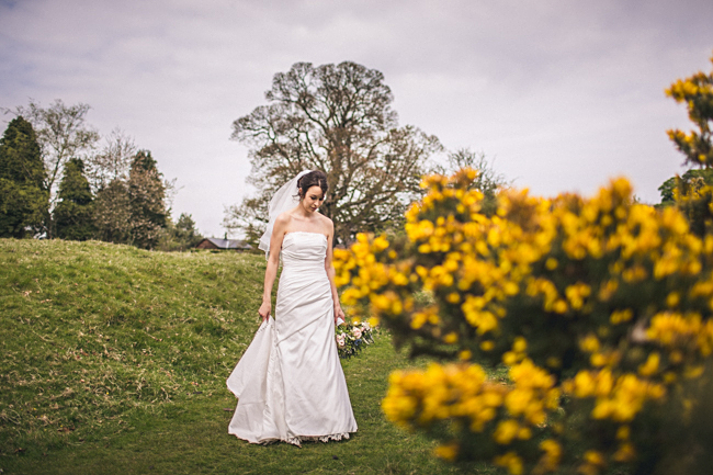 Village hall wedding styling ideas from Northumberland with Andy Hudson Photography (15)