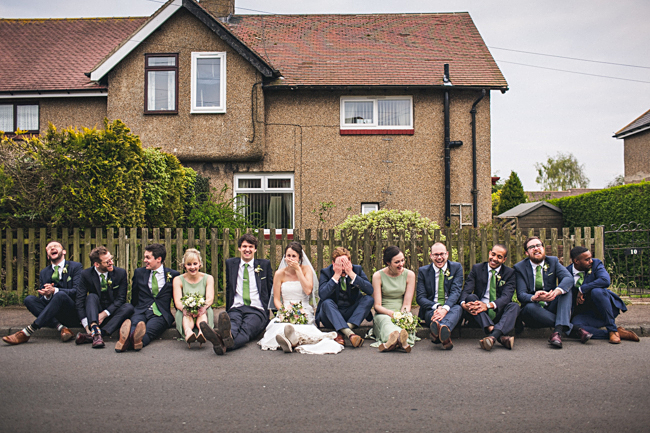 Village hall wedding styling ideas from Northumberland with Andy Hudson Photography (23)