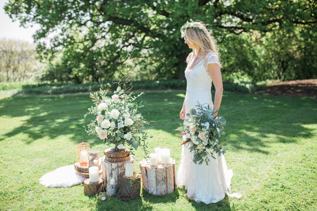 Outdoor wedding style ideas for 2018 at Hyde Bank Farm with Storyteller Photography (20)
