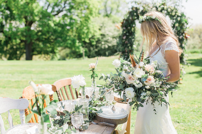 Outdoor wedding style ideas for 2018 at Hyde Bank Farm with Storyteller Photography (22)