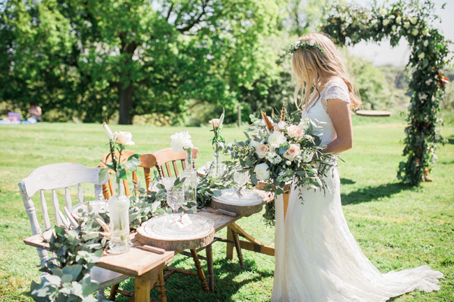 Outdoor wedding style ideas for 2018 at Hyde Bank Farm with Storyteller Photography (23)