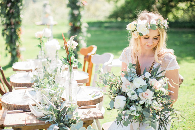 Outdoor wedding style ideas for 2018 at Hyde Bank Farm with Storyteller Photography (27)