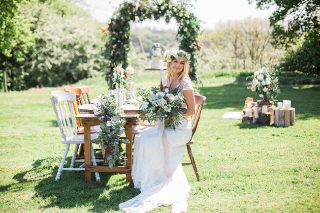 Outdoor wedding style ideas for 2018 at Hyde Bank Farm with Storyteller Photography (28)