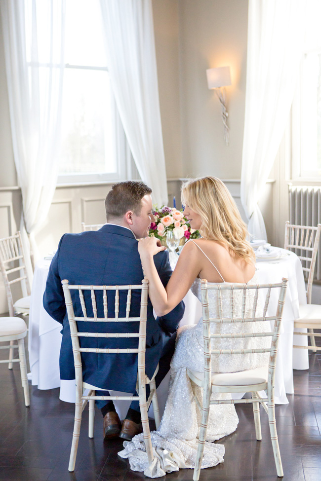Spring wedding ideas in blue and gold with Corette Faux Photography (19)