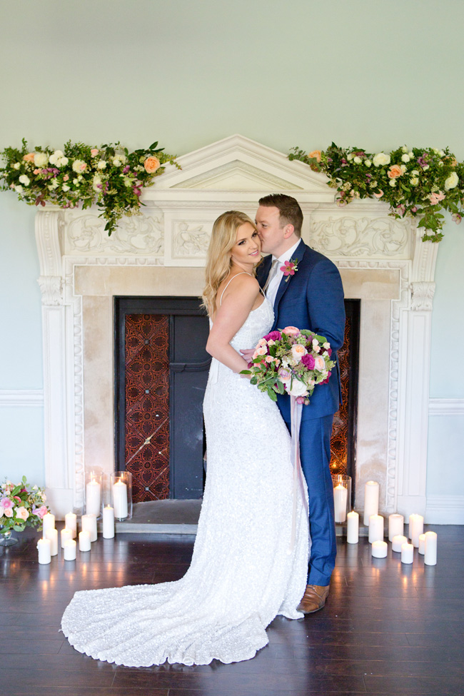 Spring wedding ideas in blue and gold with Corette Faux Photography (20)