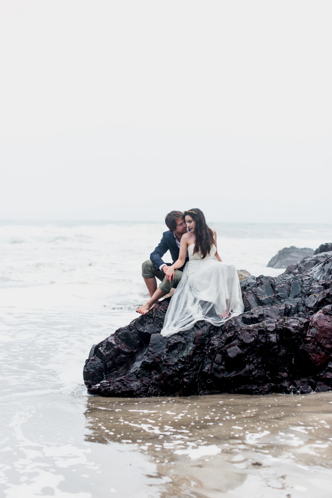 Tales of the sea - inspirational beach wedding style fromSerpentine Shores and Salt & Sea Photography (25)