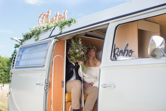 Hire a fun vintage VW photo booth for your UK wedding (11)