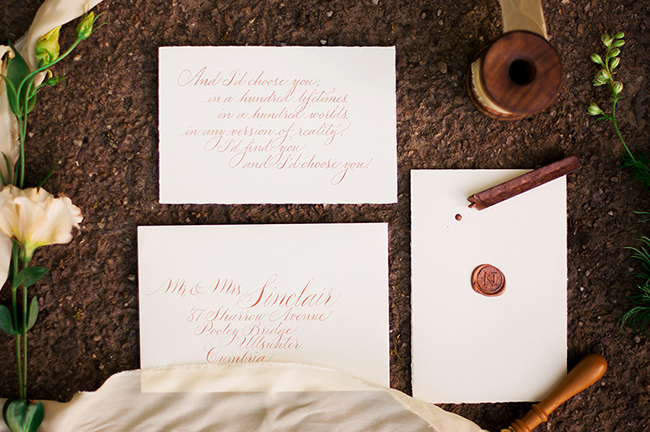 English countryside wedding inspiration with By Moon And Tide, photo credit Catharine Noble Photography (4)