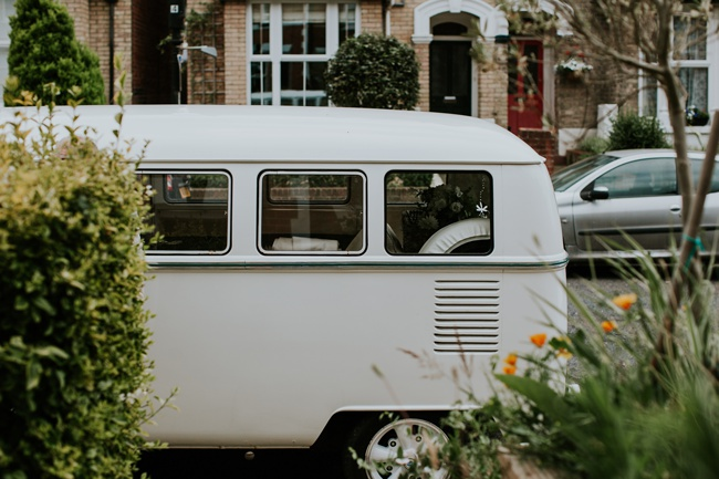 Campervan, balloons, dickie bows and elegance for an English summer wedding, with Craig Williams Photography (4)