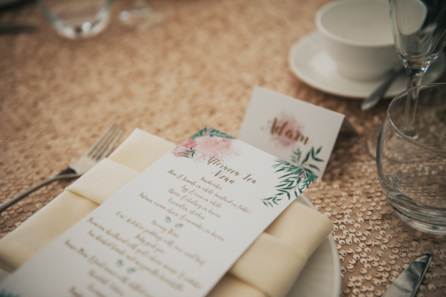 Bluebells and elegant Derbyshire wedding styling ideas and suppliers, image credit Rosie Kelly Photography (4)
