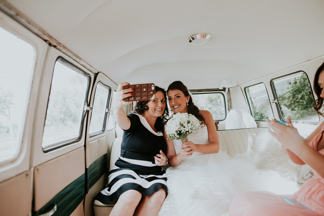 Campervan, balloons, dickie bows and elegance for an English summer wedding, with Craig Williams Photography (10)