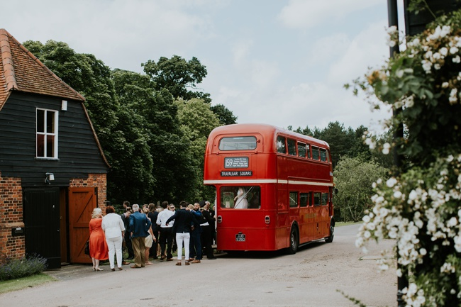 Campervan, balloons, dickie bows and elegance for an English summer wedding, with Craig Williams Photography (11)