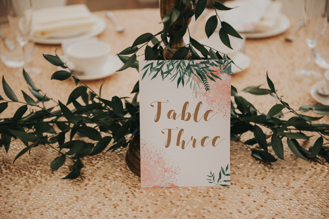 Bluebells and elegant Derbyshire wedding styling ideas and suppliers, image credit Rosie Kelly Photography (7)