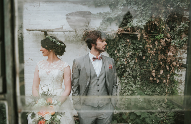 Bluebells and elegant Derbyshire wedding styling ideas and suppliers, image credit Rosie Kelly Photography (23)