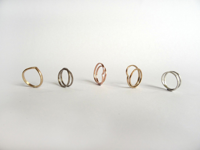 Ethical beautiful artisan jewellery by Viki Pearce The English