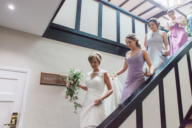 Real wedding at The Bull Hotel with Amanda Karen Photography, Essex (12)