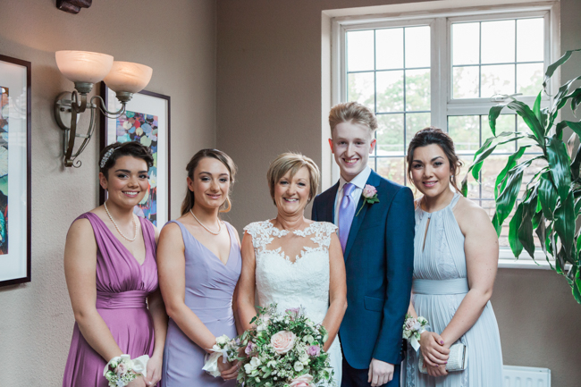 Real wedding at The Bull Hotel with Amanda Karen Photography, Essex (11)
