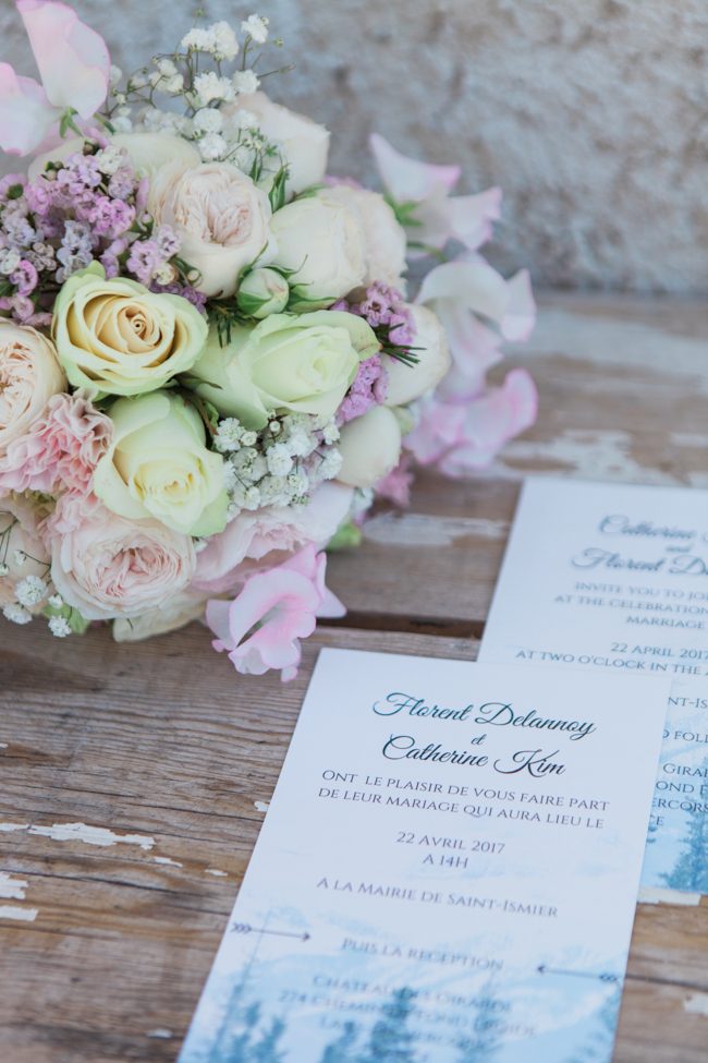 Beautiful French destination wedding with images by Amanda Karen Photography (29)