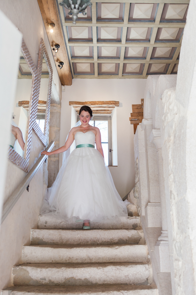 Beautiful French destination wedding with images by Amanda Karen Photography (38)