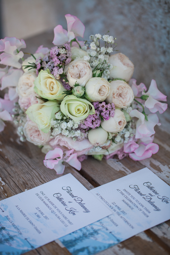 Beautiful French destination wedding with images by Amanda Karen Photography (40)