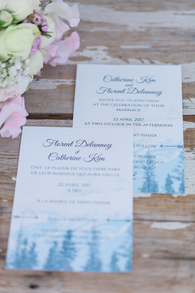 Beautiful French destination wedding with images by Amanda Karen Photography (2)