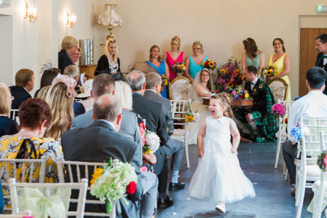 Sunflowers and colourful summer styling for a Lemore House wedding with Amanda karen Photography (17)