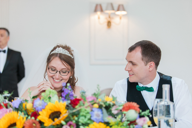 Sunflowers and colourful summer styling for a Lemore House wedding with Amanda karen Photography (38)