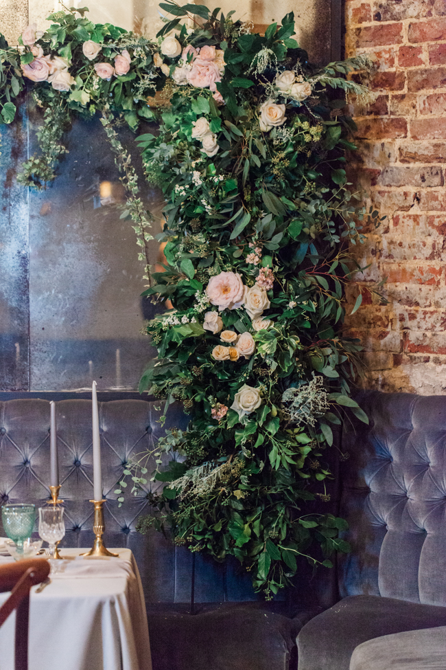 Chic modern wedding styling in London, images by Amanda Karen Photography (38)